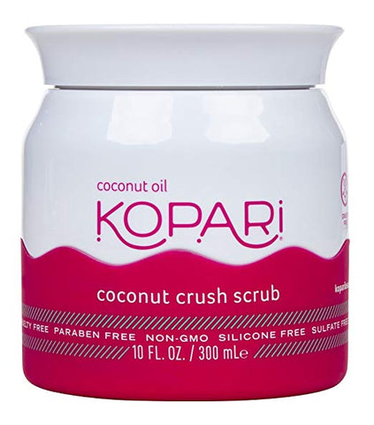Kopari Coconut Crush Scrub, 10.0 oz