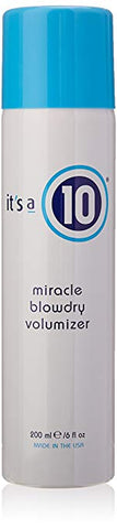 It's a 10 Haircare Miracle Blowdry Volumizer, 6.0 fl oz