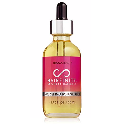 Hairfinity Nourishing Botanical Oil, 1.76 oz