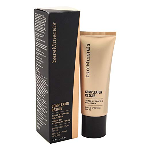 bareMinerals Complexion Rescue Tinted Hydrating Gel Cream SPF 30, 1.18 oz