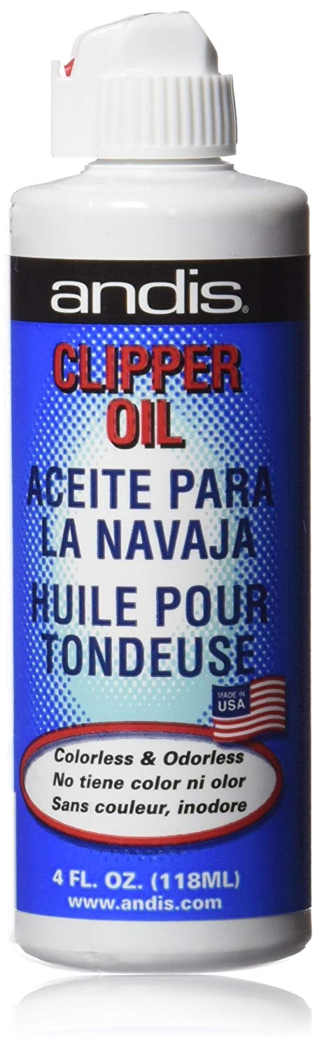 Andis Clipper Oil, 4.0 fl oz