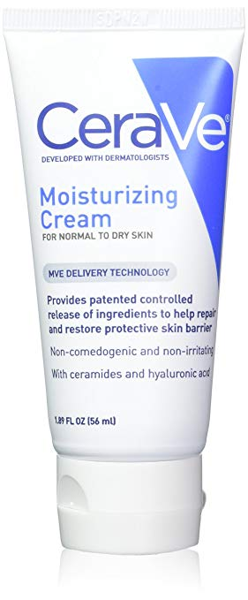 CeraVe Moisturizing Cream, 1.89 oz