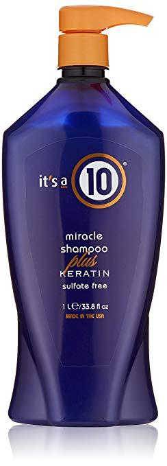 It's A 10 Miracle Shampoo Plus Keratin, 33.8 oz