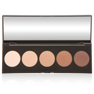 Becca Ombre Nudes Eye Palette, 0.29 Ounce
