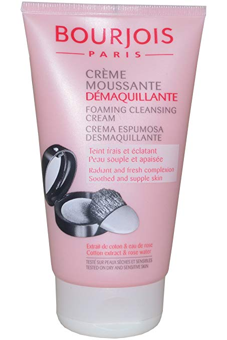 Bourjois Foaming Cleansing Cream, 5.1 oz