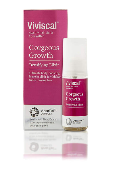 Viviscal Gorgeous Growth Densifying Elixir, 1.7 oz