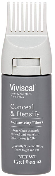 Viviscal Man Conceal and Densify Volumizing Fibers, 0.53 oz
