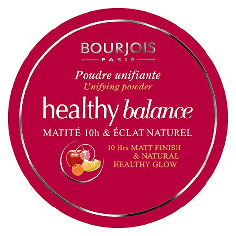 Bourjois Healthy Balance Unifying Compact Powder, 0.32 oz