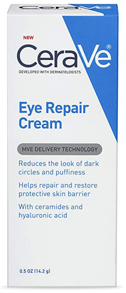 CeraVe Eye Repair Cream, 0.5 Ounce