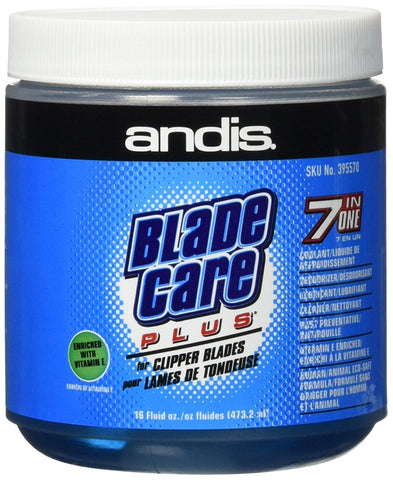 Andis Blade Care Plus Dip Jar, 16 fl oz
