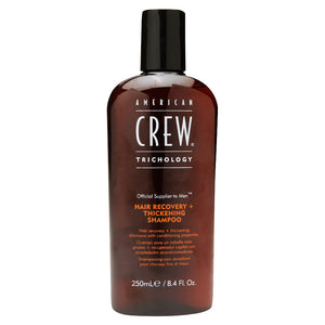 American Crew Hair Recovery + Thickening Shampoo, 8.45 oz