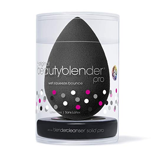 beautyblender pro with mini solid pro kit