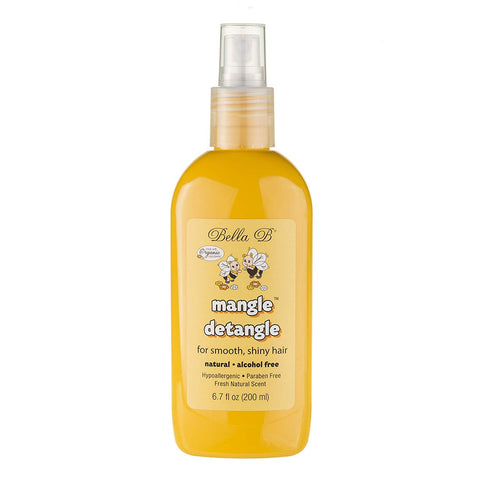 Bella B Naturals Mangle Hair Detangle, 6.7oz