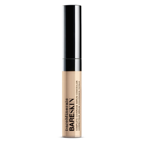 bareMinerals Bareskin Complete Coverage Serum Medium Concealer, 0.2 oz