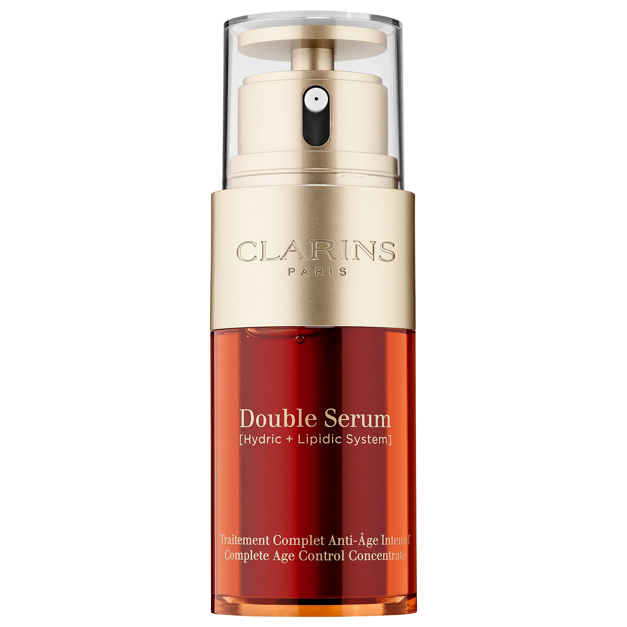 Clarins Double Serum Complete Age Control Concentrate, 1.0 oz
