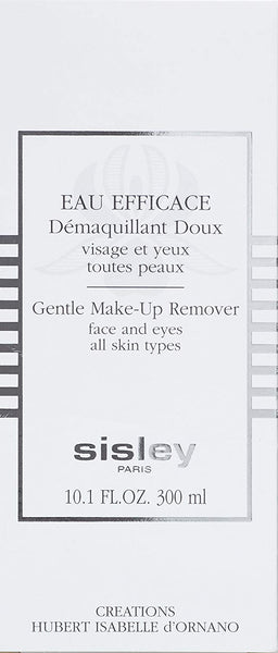 Sisley Women's Eau Efficace Gentle Make-Up Remover for Face & Eyes, 10.1 oz