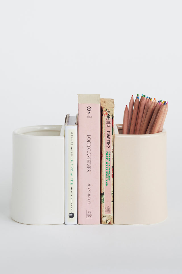 Book End planter
