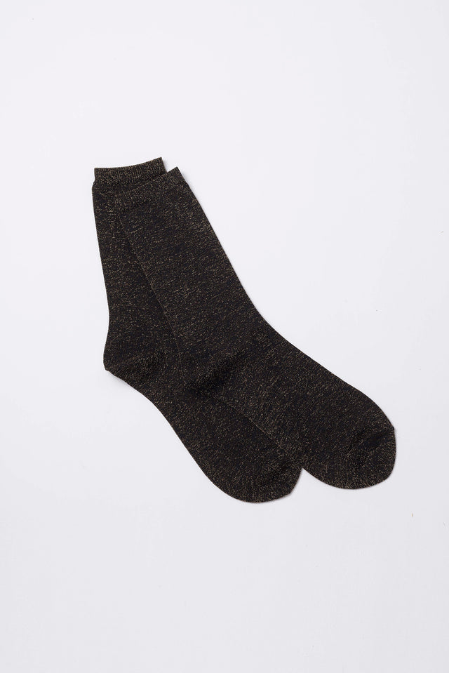 Lurex sock