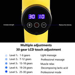 Deep Tissue Handheld Percussion Massage (Bumble Bee)
