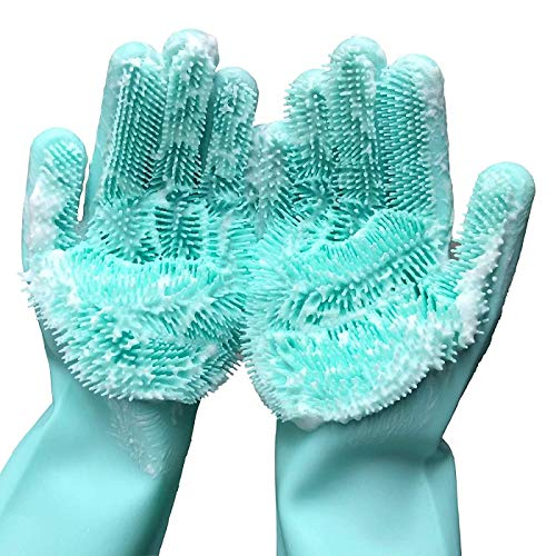 Silicone Dishwashing Cleaning Gloves