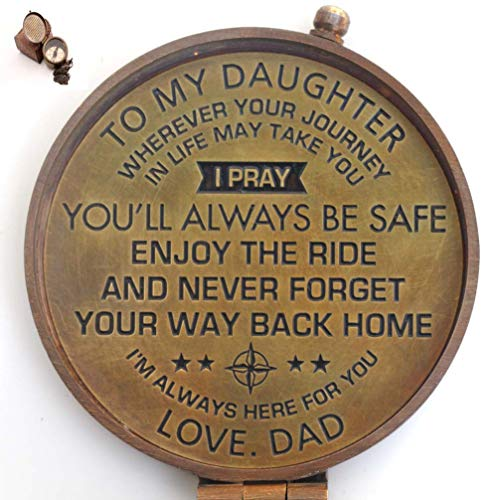 From Dad to Daughter Compass
