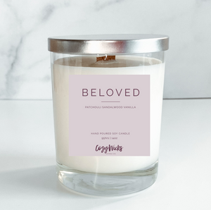 """Beloved"" Soy Candle"