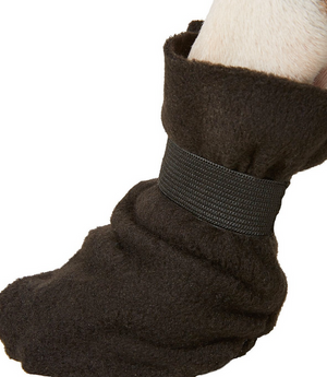 Pet Fleece Boots