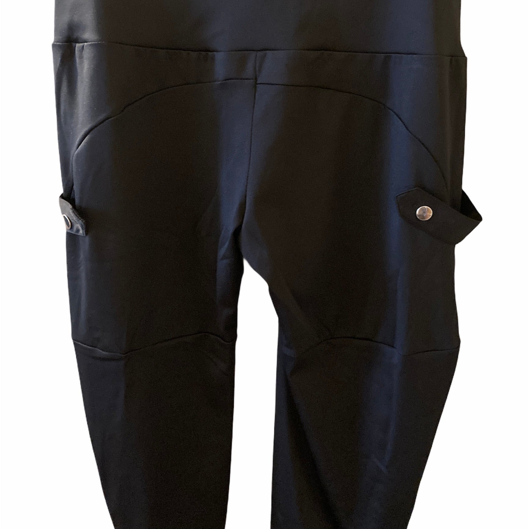 Snap Athletic Pants