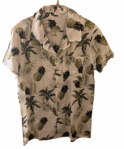 Men's Pineapple Tropical Shirt