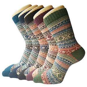 "Handmade ""Arne"" Norway Socks"