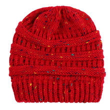 Ponytail Beanie Winter Hats - Abundance Flows
