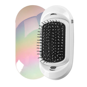 The Ionic Hairbrush 2.0 - Abundance Flows