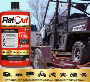 FlatOut MULTI-PURPOSE FORMULA 4 Pack