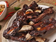 Grilled Beef Back Ribs