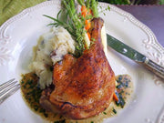 Roasted Confit Duck Leg