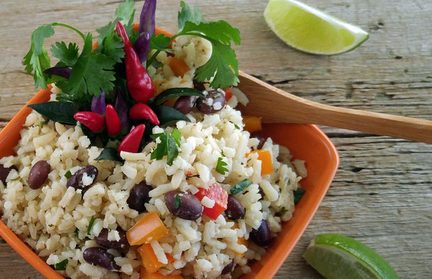 Mexican Firecracker Rice
