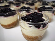 Thai Basil - Blueberry Cheesecake