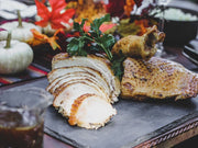 Holiday Roasted Semi-Boneless Turkey Dinner Kits