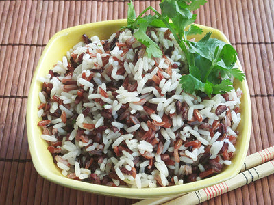 Red and Black Thai Rice