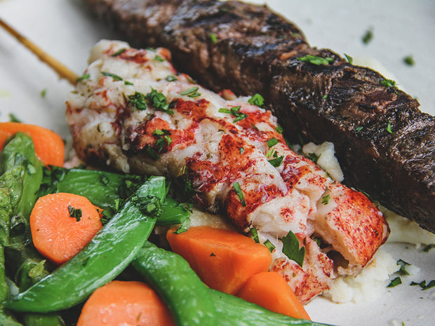 Surf and Turf Dinner Kit
