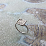 Initial Ring (4 shapes)