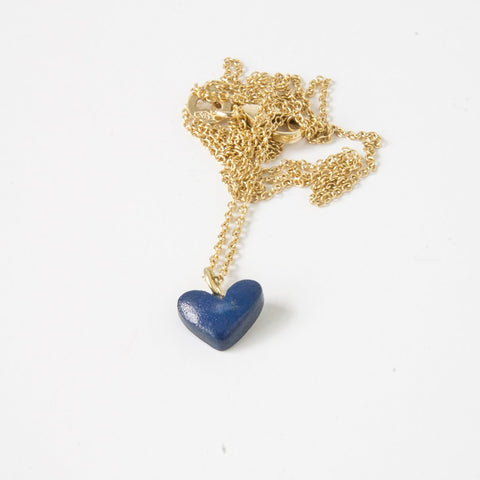 'Smallest Heart In The World' pendant