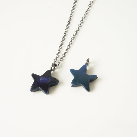 Indigo Blue Star