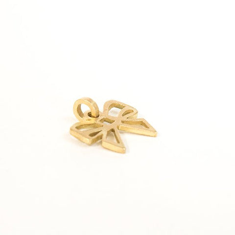 Fairtrade 14ct Bow