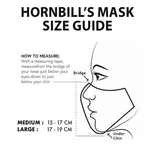 The Hornbill Mask - Polar