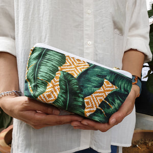 Nazanin Cosmetic Pouch (S) - Aztec