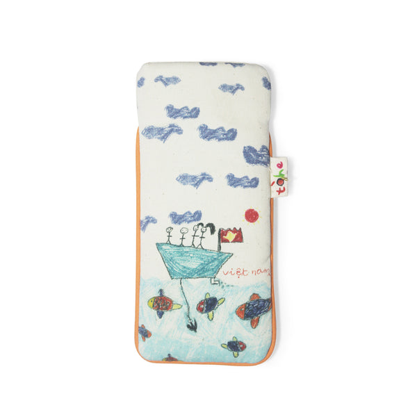 Tohe Glasses Case - Ship