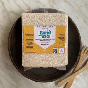 Bario Asal White Rice