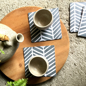 Batik Boutique Coasters - Set of 4