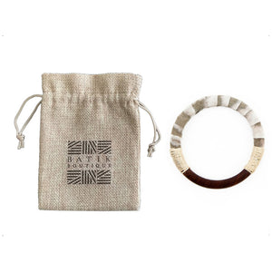 Batik Boutique Wooden Bangle